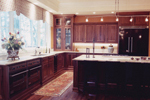 Italian House Plan Kitchen Photo 02 - 065D-0120 | House Plans and More