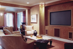Traditional House Plan Theater Room Photo 01 - 065D-0120 | House Plans and More