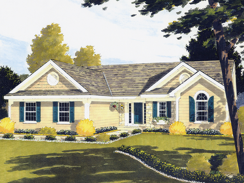 barbora colonial ranch home plan 065d 0158 house plans