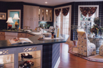 Georgian House Plan Kitchen Photo 02 - 065D-0160 | House Plans and More
