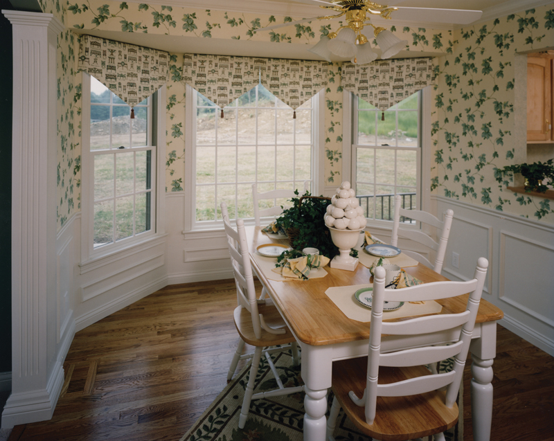 Country House Plan Dining Room Photo 02 065D-0175
