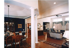 Traditional House Plan Great Room Photo 01 - 065D-0187   House Plans and More