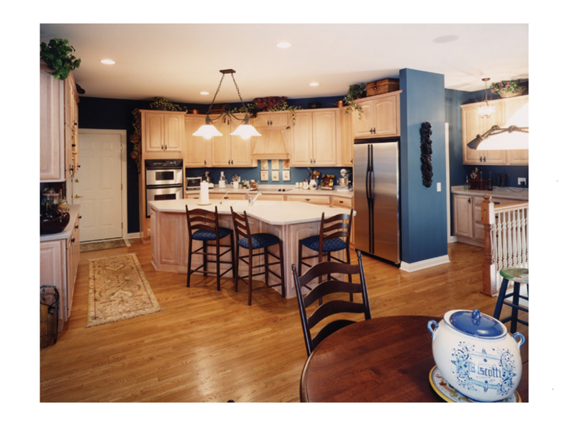 Traditional House Plan Kitchen Photo 01 - 065D-0187   House Plans and More