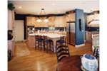 Traditional House Plan Kitchen Photo 01 - 065D-0187 | House Plans and More