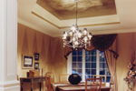 Ranch House Plan Dining Room Photo 01 - 065D-0208 | House Plans and More