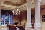Luxury House Plan Dining Room Photo 02 - 065D-0208 | House Plans and More
