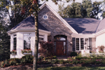 Ranch House Plan Entry Photo 02 - 065D-0210 | House Plans and More