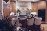 Ranch House Plan Kitchen Photo 02 - 065D-0210 | House Plans and More