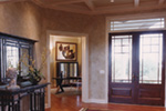 European House Plan Foyer Photo - 065D-0214 | House Plans and More