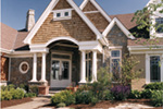 European House Plan Front Photo 01 - 065D-0214 | House Plans and More
