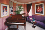 European House Plan Music Room Photo 01 - 065D-0214 | House Plans and More