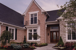 European House Plan Front Photo 01 - 065D-0229 | House Plans and More