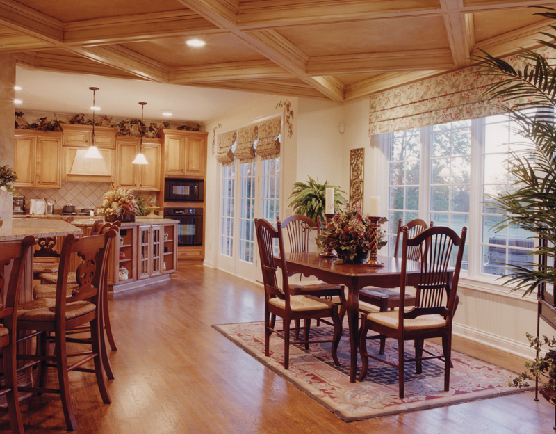 Traditional House Plan Kitchen Photo 02 065D-0229