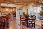 Country French Home Plan Kitchen Photo 02 - 065D-0229 | House Plans and More