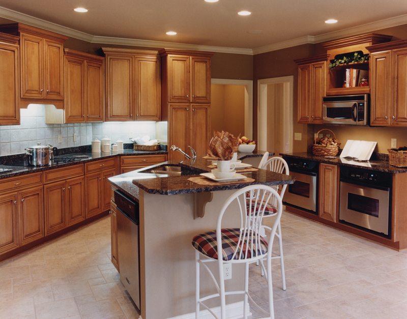 Traditional House Plan Kitchen Photo 02 065D-0230