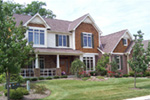 Craftsman House Plan Front Photo 01 - 065D-0287 | House Plans and More