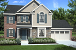 Two-Story Home With Overwhelming Curb Appeal