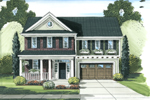 Country House Plan Front Image - 065D-0357 | House Plans and More