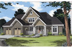 Traditional House Plan Front Image - 065D-0365 | House Plans and More