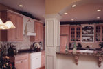 European House Plan Kitchen Photo 01 - 065S-0008 | House Plans and More