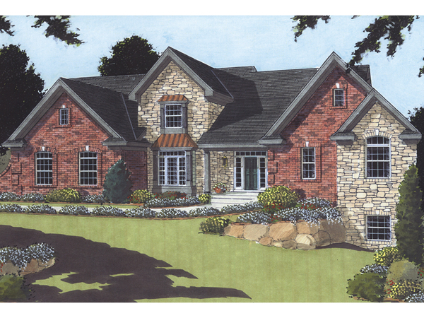 Arnelle European Luxury Home Plan 065s 0022 House Plans