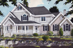 Lavish Two-Story With Country French Flair