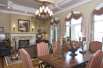 European House Plan Dining Room Photo 02 - 065S-0030 | House Plans and More