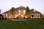 European House Plan Front of Home - 065S-0030 | House Plans and More