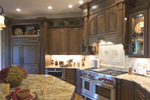 European House Plan Kitchen Photo 02 - 065S-0030 | House Plans and More
