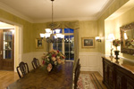 Colonial Floor Plan Dining Room Photo 01 - 065S-0031 | House Plans and More