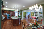 Colonial Floor Plan Great Room Photo 01 - 065S-0032 | House Plans and More