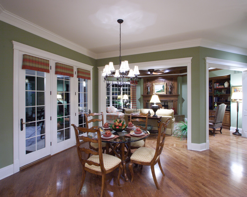 Traditional House Plan Kitchen Photo 01 065S-0032
