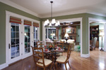 Colonial Floor Plan Kitchen Photo 01 - 065S-0032 | House Plans and More