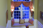 Colonial Floor Plan Window Detail Photo - 065S-0032 | House Plans and More