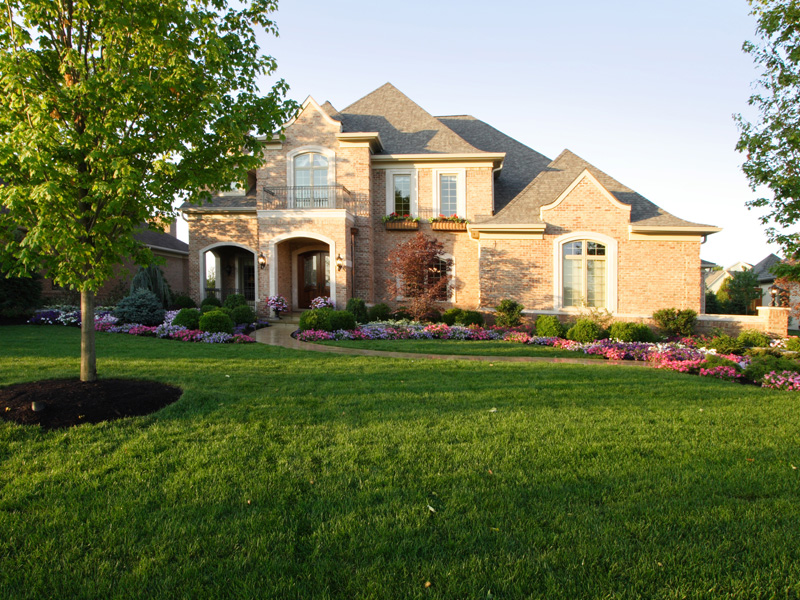 European House Plan Front Photo 01 065S-0033