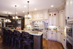 European House Plan Kitchen Photo 03 - 065S-0033 | House Plans and More