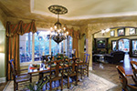 European House Plan Breakfast Room Photo 01 - 065S-0034 | House Plans and More