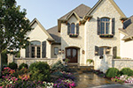 European House Plan Front Photo 02 - 065S-0034 | House Plans and More