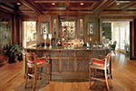 European House Plan Bar Photo 01 - 065S-0035 | House Plans and More