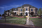 Luxury House Plan Front of Home - 065S-0035 | House Plans and More