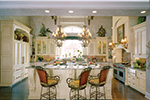 European House Plan Kitchen Photo 01 - 065S-0035 | House Plans and More