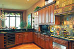 European House Plan Kitchen Photo 01 - 065S-0036 | House Plans and More