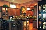 European House Plan Kitchen Photo 02 - 065S-0036 | House Plans and More