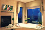 Luxury House Plan Master Bathroom Photo 01 - 065S-0037 | House Plans and More