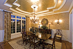 Country French Home Plan Dining Room Photo 01 - 065S-0038 | House Plans and More