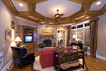 European House Plan Family Room Photo 01 - 065S-0038 | House Plans and More