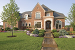 European House Plan Front Photo 02 - 065S-0038 | House Plans and More