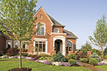 Country French House Plan Front Photo 03 - 065S-0038 | House Plans and More