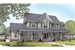 Country Home Is Loaded With Curb Appeal