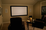 Traditional House Plan Theater Room Photo - 067D-0061 | House Plans and More